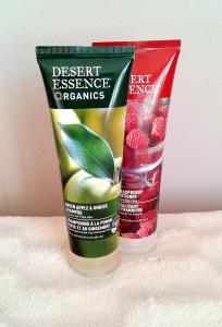 shampoing desert essence vegan