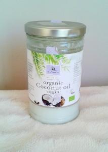 Huile de coco soin capillaire