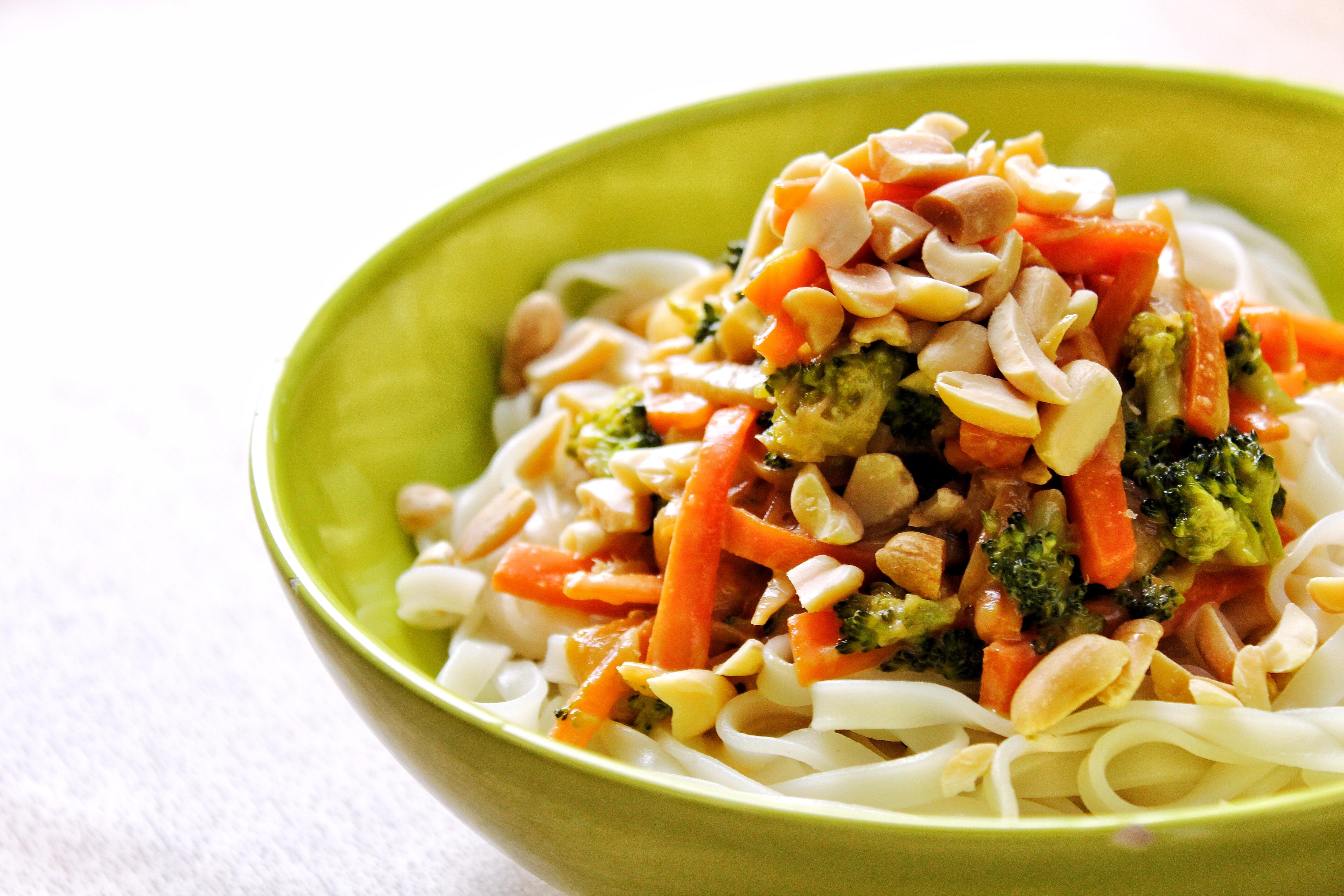Curry thaï vegan sans gluten sans lactose végétarien