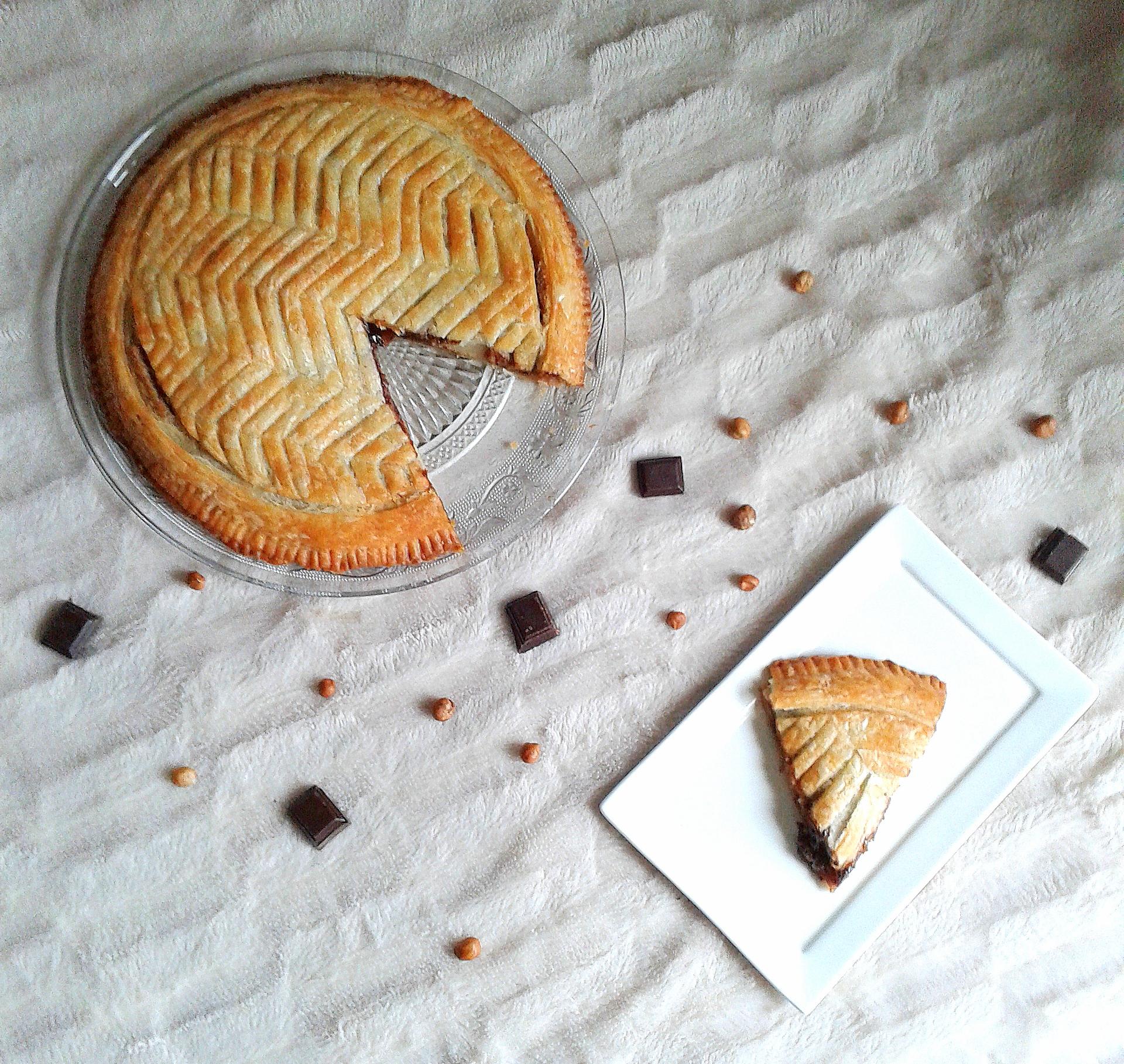 Galette chocolat poire noisette (3)