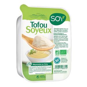 Soy Tofu Soyeux